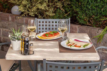 Maridaje de vinos y comidas