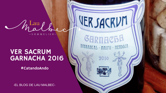 Ver Sacrum Garnacha 2016