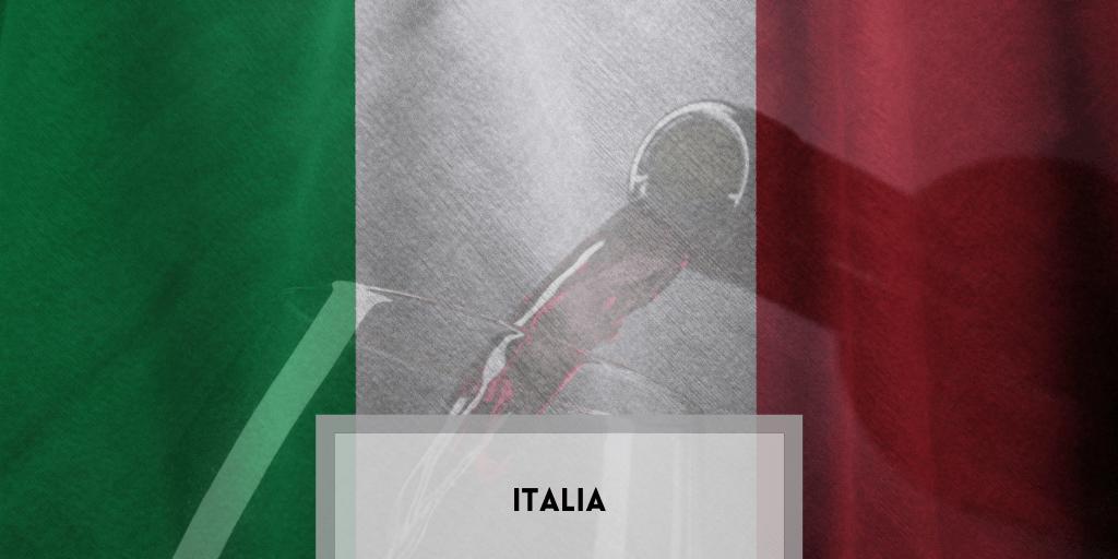 Vino de Italia