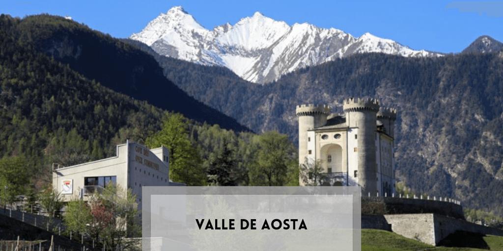 Vinos del Valle de Aosta, Italia